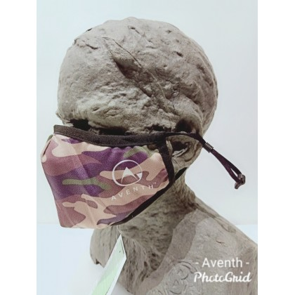 Aventh Urban Mask (Camo Flush)